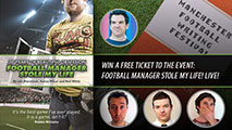 "Free ticket to the ""FM Stole My Life"" event"