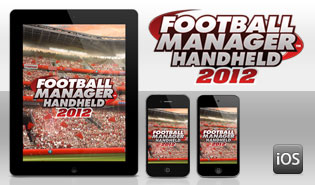 Football Manager Handheld 2012 for iOS