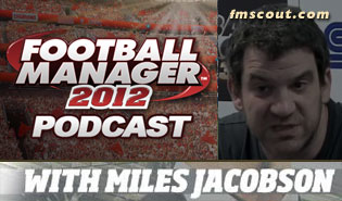 Football Manager 2012 Podcast