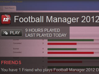 Football Manager 2012 and Steam Guide