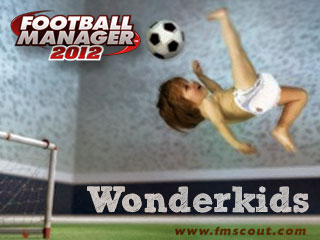Football Manager 2012 Wonderkids