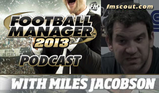 Football Manager 2013 Podcast