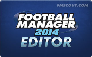 FM14 Data Editor / FMC14 Challenge Editor / FM14 In-Game Editor