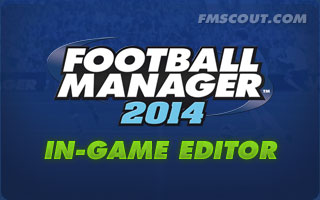 FM14 In-Game Editor