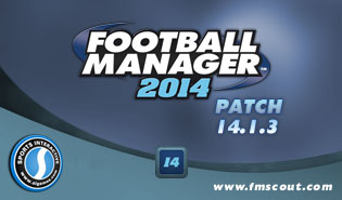 Football Manager 2014 Patch 14.1.3