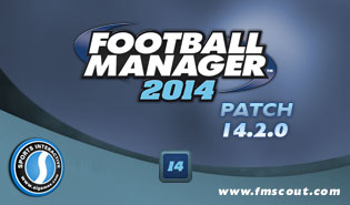 Football Manager 2014 Patch 14.2.0