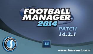 Football Manager 2014 Patch 14.2.1