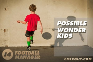 Football Manager 2014 Possible Wonderkids