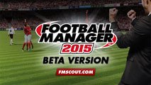 Football Manager 2015 Beta Now Live!