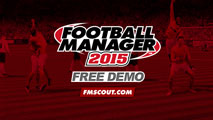 Football Manager 2015 Demo Now Available