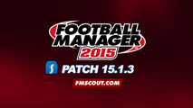 Football Manager 2015 Patch 15.1.3