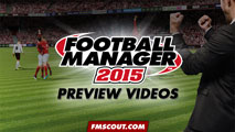 Football Manager 2015 Preview Videos