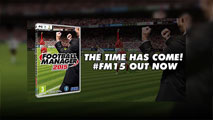Football Manager 2015 Now Released