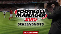 Football Manager 2015 Screenshots