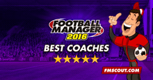 Football Manager 2016 Best Coaches