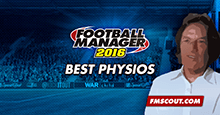 Football Manager 2016 Best Physios