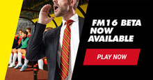 Football Manager 2016 Beta now available