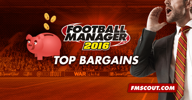 Football Manager 2016 Top Bargains