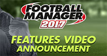 FM 2017 Features Video Announcement