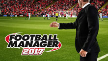 Football Manager 2017 Official Release Date