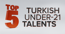 FM17 Top 5 Turkish U21 Football Talents