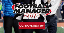 Football Manager 2018 Official Release Date