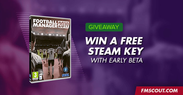 Free football manager 2018 steam key giveaways