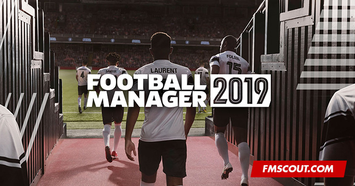 News - Football Manager 2019 First Official Announcement