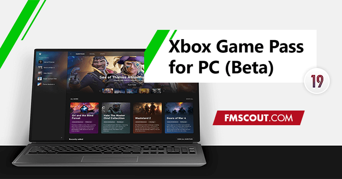 News - FM2019 on Xbox Game Pass for PC