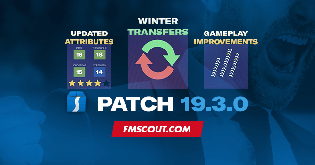 Football Manager 2019 Patch 19 3 0 - January Transfer Data