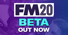 FM20 Beta now available