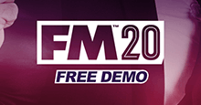Football Manager 2020 Free Demo