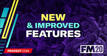 Football Manager 2020 New Features