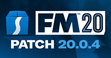 Football Manager 2020 Patch 20.0.4 - Hotfix Update for Beta