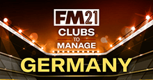 FM21 Clubs to Manage: Germany