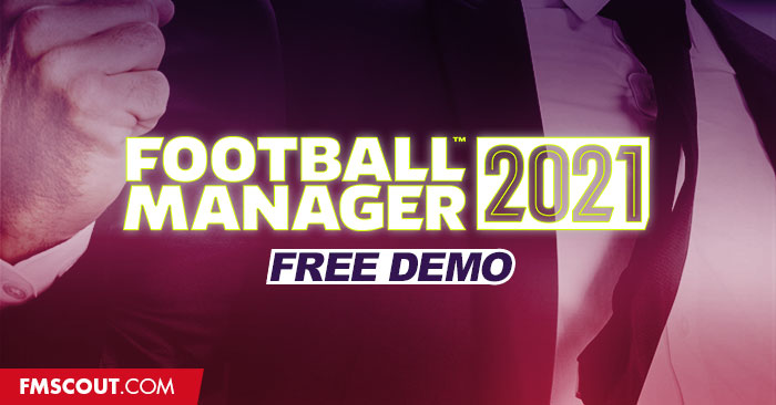 Football Manager 2021 Demo