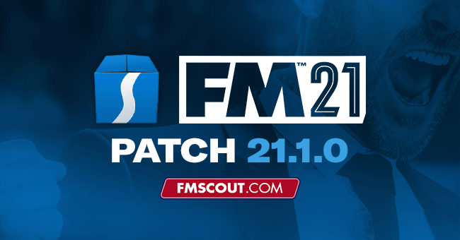 News - Football Manager 2021 Patch 21.1.0 - Update Beta to Final