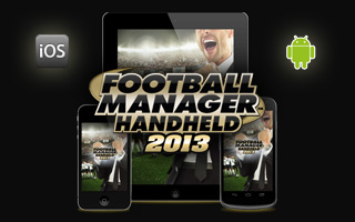 Football Manager Handheld 2013 out now