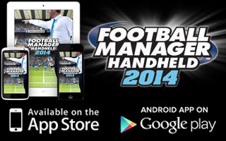 Football Manager Handheld 2014 for Android Already on Sale