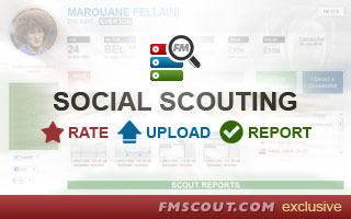 FM Social Scouting is launched!