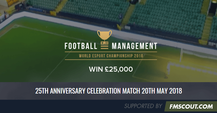 News - Bidstack Football Management Esports World Championship 2018