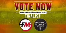 FM Scout made the finals at the Football Blogging Awards