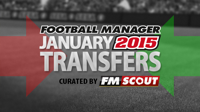 News - Football Manager 2015 January Transfer Updates