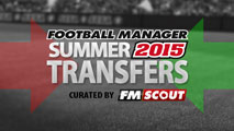Football Manager 2015 Summer Transfer Updates
