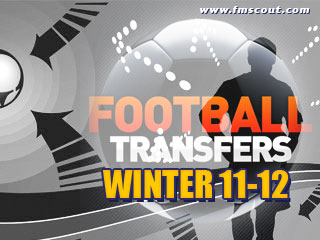 Football Manager 2012 Winter Transfer Updates