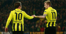 Götze returns to Dortmund after 3 seasons at Bayern