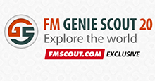 FM Genie Scout for FM20 is confirmed