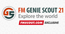 FM Genie Scout for FM21 is confirmed