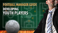 Developing Youth Players On Football Manager