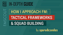 How I Approach FM: Tactical Frameworks & Squad Building